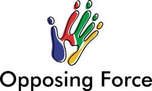 Opposing Force - logo