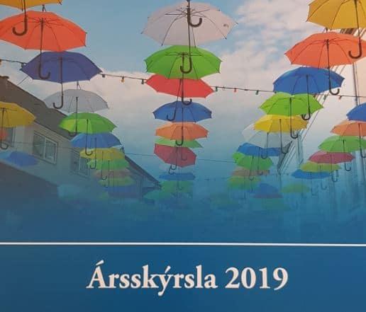 Ársfundur og Ársskýrsla 2019